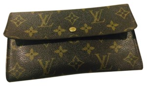 Louis Vuitton LOUIS VUITTON WALLET LONG TRIFOLD MONOGRAM
