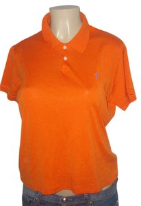 Ralph Lauren Black Label T Shirt Orange