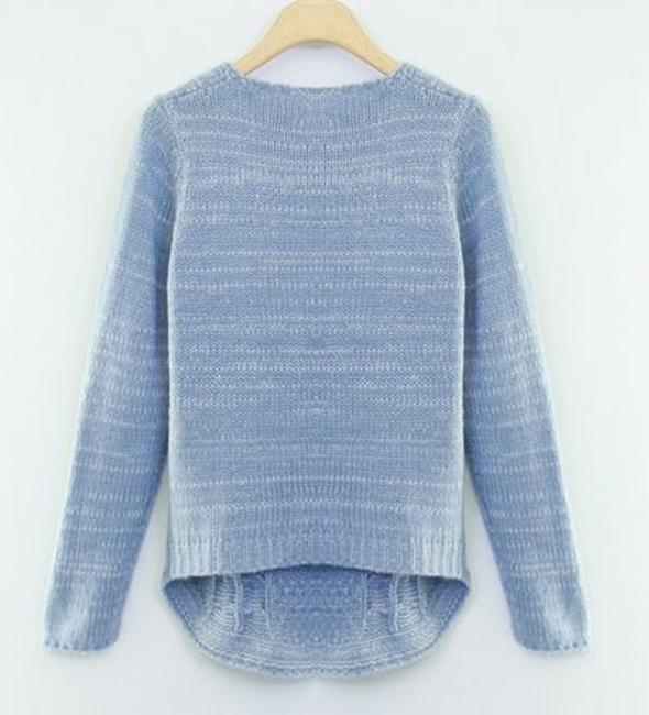 Other Knit Cable Cute Soft Asian Style Sweater