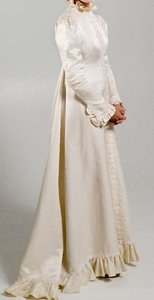 Bergdorf Goodman Empire Wedding Dress