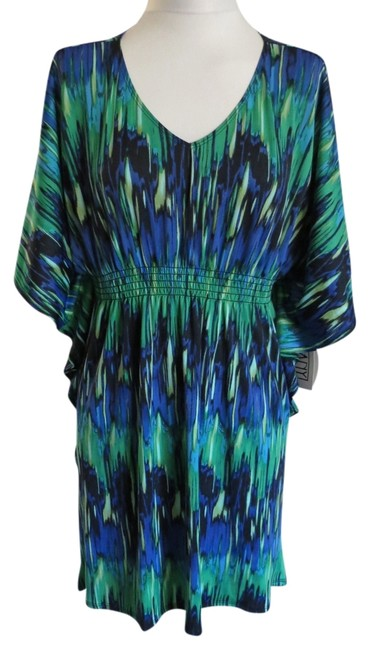 Preload https://img-static.tradesy.com/item/770400/blue-multicolor-new-with-tags-large-bethany-short-workoffice-dress-size-12-l-0-0-650-650.jpg