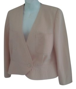 Escada Pink Jacket PEACH Blazer