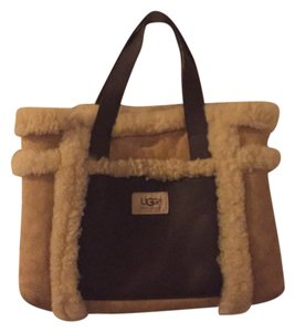 UGG Australia Satchel in Tan