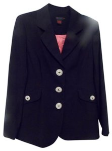 D Studio Black Blazer