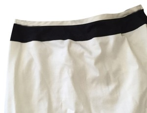 Narciso Rodriguez Skirt White and black