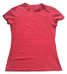 Lululemon T Shirt Red
