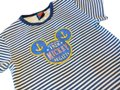 Mickey Unlinited Top Blue and White / with Logo /1928 Mickey Regatta Image 0