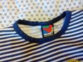Mickey Unlinited Top Blue and White / with Logo /1928 Mickey Regatta Image 2