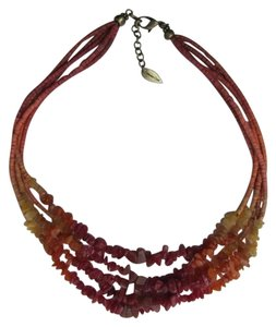 Coldwater Creek COLOR SPLASH NECKLACE