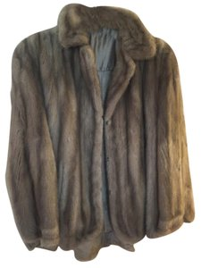 Other Fur Warm Beaver Cape