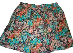 Mimi Chica Mini Skirt Floral