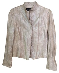 Elie Tahari Leather Jacket
