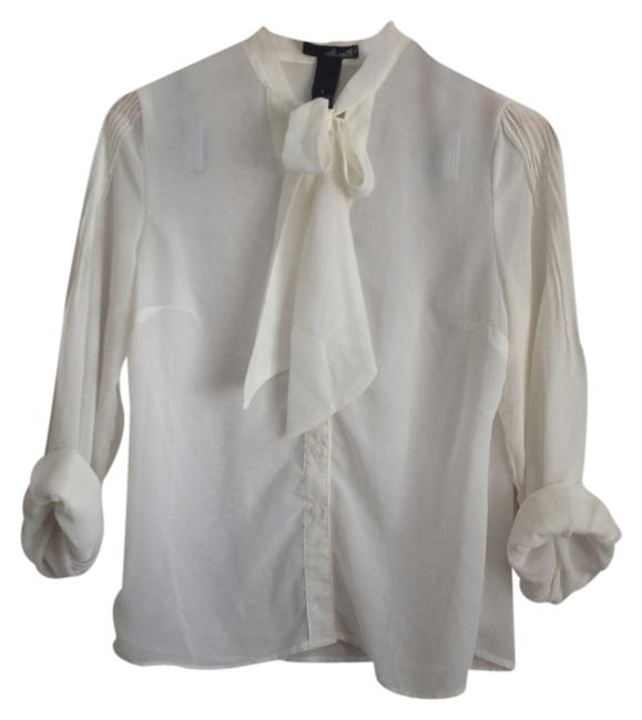 Preload https://item2.tradesy.com/images/white-blouse-size-8-m-771081-0-0.jpg?width=400&height=650