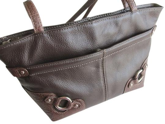 Stone Mountain Accessories Leather Shoulder Bag