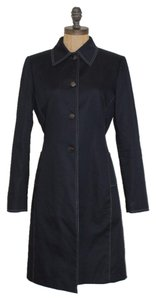 Tahari Trench Jacket Levine Trench Coat