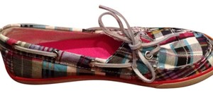 Rock Candy Plaid Multi Flats