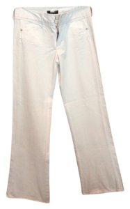 Sanctuary Clothing Flare Pants white