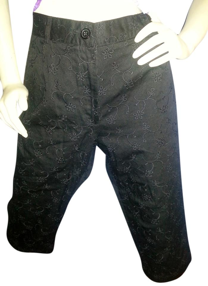 ecb9167b9b Black White Stag Pants - Up to 90% off at Tradesy