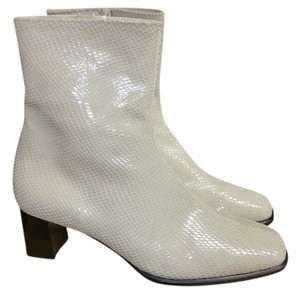 Flavin ivory Boots