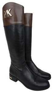 Michael Kors Brown and Black Boots