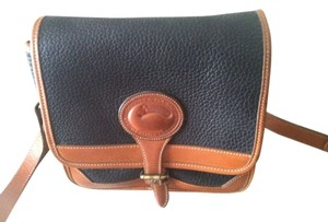 Dooney & Bourke Vintage Leather Shoulder Bag