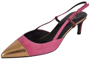 Gucci Heels Kitten Heels Multi-color Pumps
