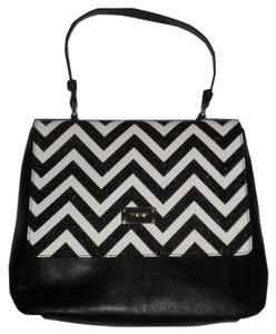 Nine West Chevron Shoulder Bag