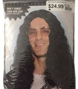 Party City DJ Wannabe wig