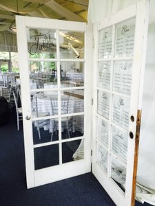 French Doors For Seating Chart