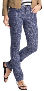 Tory Burch Super Denim Low - Rise Skinny Jeans