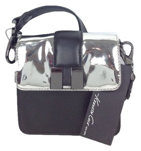 Kenneth Cole Leather Cross Body Bag