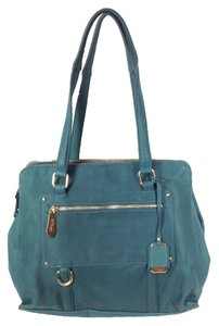 Perlina Tote in Teal