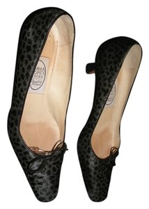 Emma Hope Animal Print Pumps