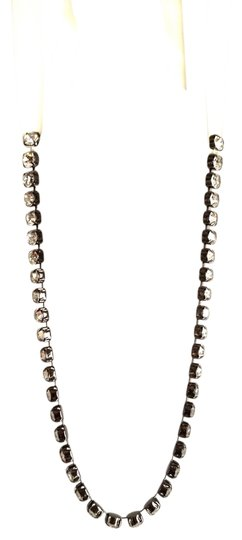 Jennifer Behr Chunky Crystal Sash (can be worn as necklace or headband too!)