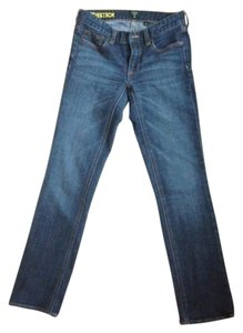 J.Crew Matchstick Straight Leg Jeans-Medium Wash