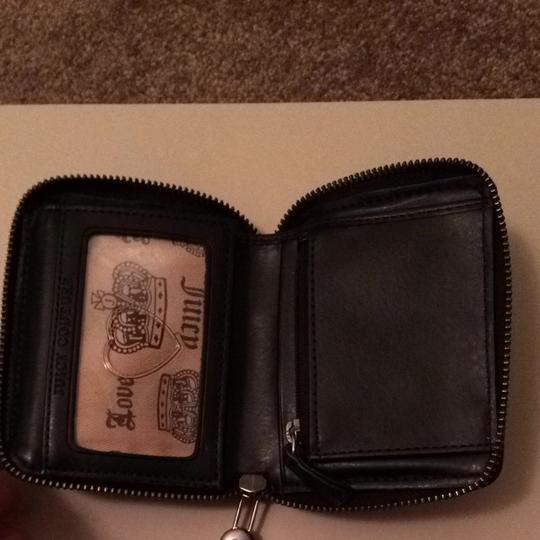 Juicy Couture 100% AUTHENTIC JUICY COUTURE LEATHER WITH VELOR NEW WALLET