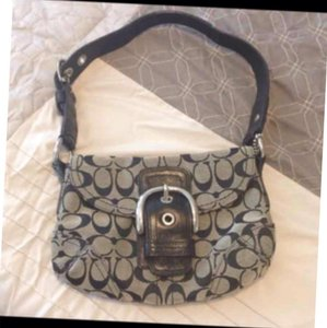 Authentic coach hand bag Hobo Bag