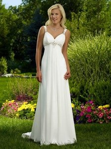 Raylia designs style w4496l the shabby chic bride for Wedding dress resale st louis