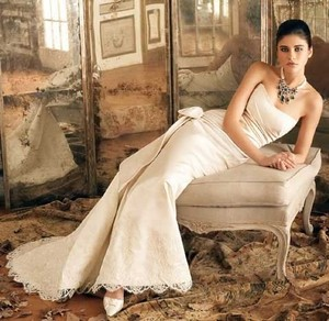 Lazaro 3702 Wedding Dress