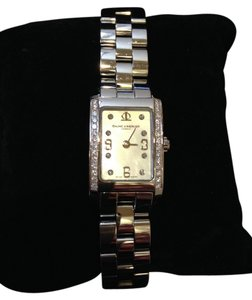 Baume & Mercier Baume & Mercier Hampton Ladies Diamond MOP Wristwatch Watch Model MOA08681
