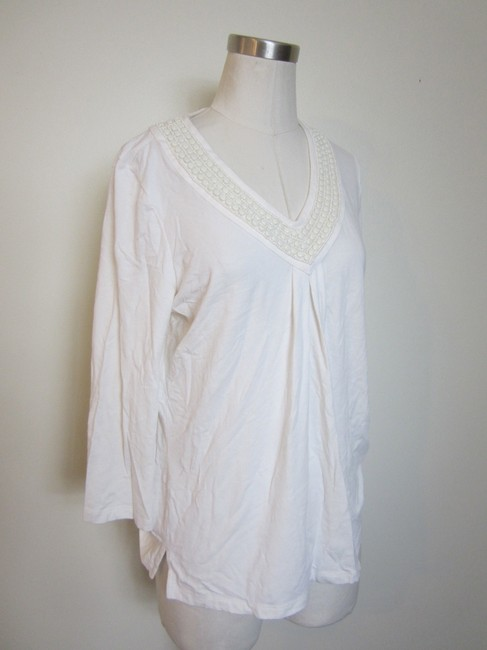 Talbots Top Creme