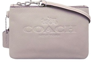 Coach Wristlet in Leather