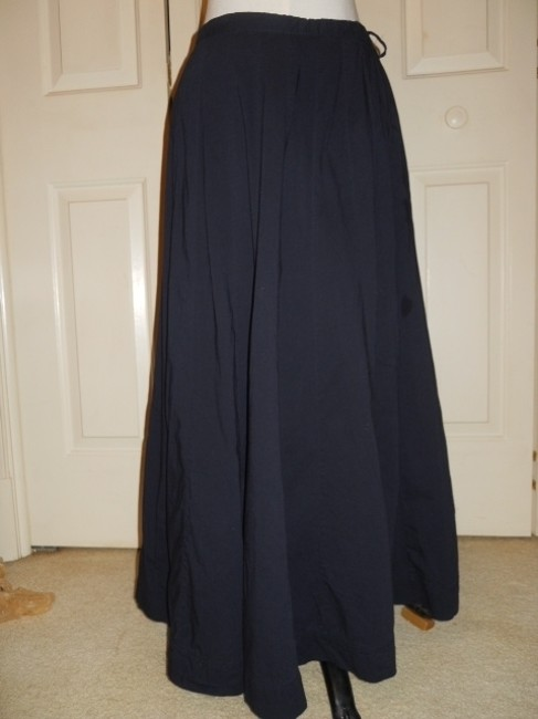 Gap Maxi Skirt dark navy