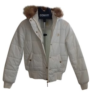 South Pole Collection White Jacket