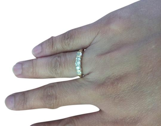 Other 14k gold and diamond ring