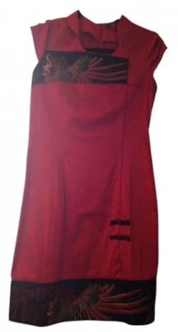 Preload https://item5.tradesy.com/images/red-silk-chinese-above-knee-cocktail-dress-size-4-s-7729-0-0.jpg?width=400&height=650