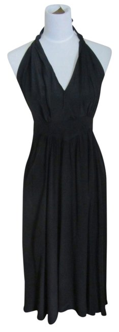Preload https://item5.tradesy.com/images/edun-black-aline-mid-length-night-out-dress-size-4-s-772939-0-1.jpg?width=400&height=650