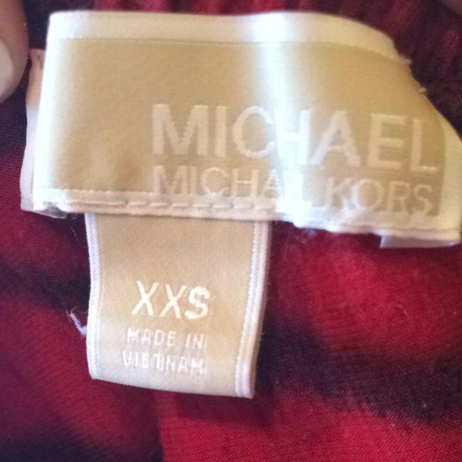 Michael Kors Top Red Tiger