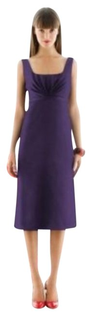 Alfred Sung Cocktail Length Dress