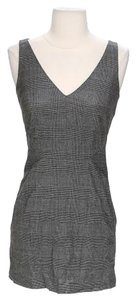 MICHAEL Michael Kors short dress Gray Wool on Tradesy